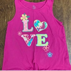 Children's Place Girls t- Shirts - M7/8